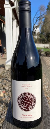 2019 Schnaer Family Wines - Pinot Noir