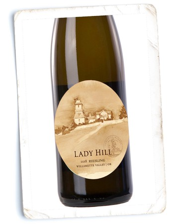 2018 Lady Hill Riesling